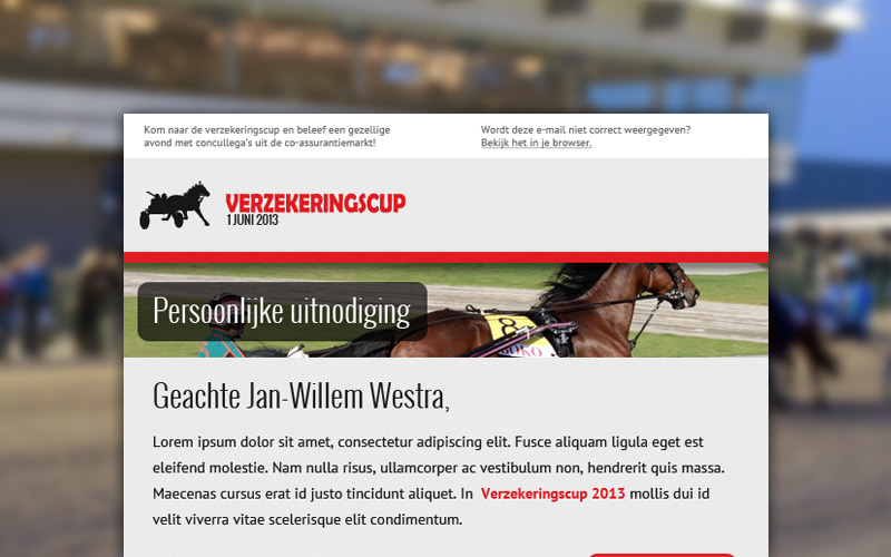 case-verzekeringscup-mailing