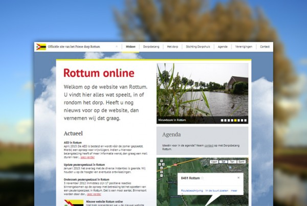 Website Rottum Online