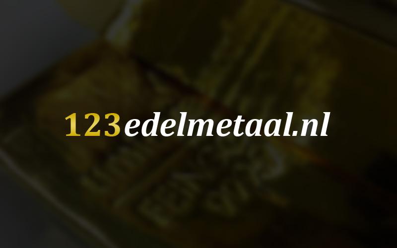 123edelmetaal - logo