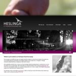 Website Heslinga Uitvaartverzorging